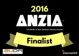 ANZIA Finalist