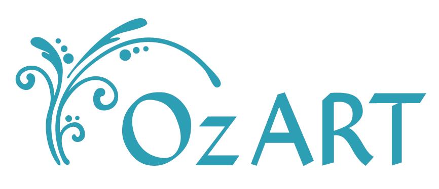 OzART logo